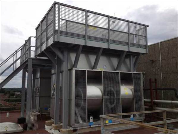Anglia Composites Ltd Home Page Tower Access