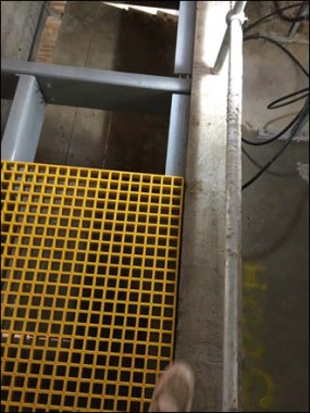 Anglia Composites Ltd Home Page Riser Shaft Grating